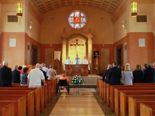 1963 Scholarship Mass, June 22, 2014