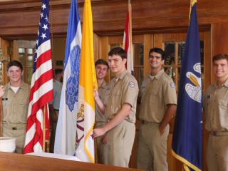 2017 Investiture Ceremony, New Students' Orientation, Aug. 17, 2017