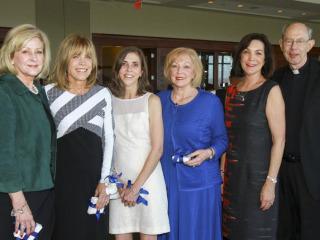 Alma Mater Awards Luncheon, Jan. 19, 2016
