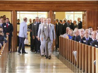 Alumni Homecoming Mass and Reception, Sept. 14, 2019
