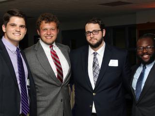 Alumni Homecoming Reception, Sept. 30, 2017