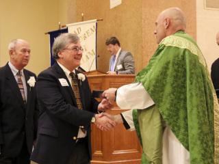 Alumni Homecoming Mass, Sept. 29, 2018
