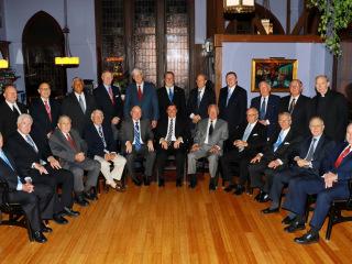 Alumnus of the Year 2015: John E. O'Shea, Jr. '80; Morning Assembly and AOY Dinner; Monday, Sept. 28, 2015