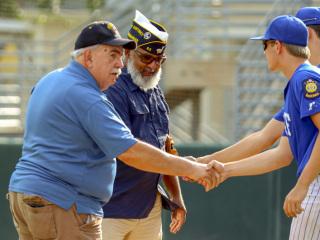 American Legion Baseball, First District City Series, Kirsch-Rooney Stadium, July 5-8, 2019