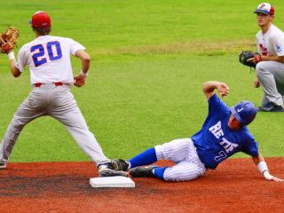 American Legion Baseball (Mid-South Regional Tournament in Little Rock): Retif Oil (8) vs. Kansas (6), Friday, August 8, 2014