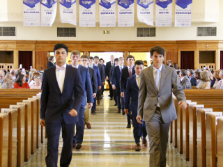 Baccalaureate Mass, Class of 2019, May 18, 2019