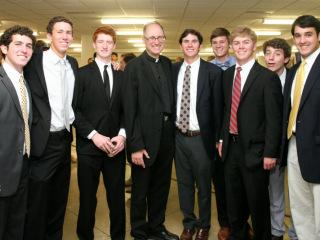 Baccalaureate Mass, May 18, 2014