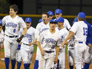 Baseball 2020: Jesuit (2) vs. Catholic (1), JIT at John Ryan Stadium, March 7, 2020