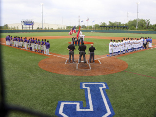 Baseball Playoff vs. St. Augustine (Game 1), April 28, 2017