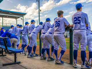 Baseball vs. Brother Martin, April 15, 19, 2021