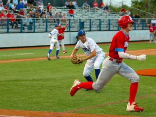 Baseball vs. Rummel, April 10, 2021