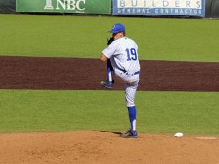 Baseball vs. St. Augustine, April 1, 2017