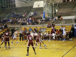 Basketball vs Chalmette, Dec. 22, 2016