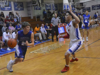 Basketball vs Curtis Feb 16 2018