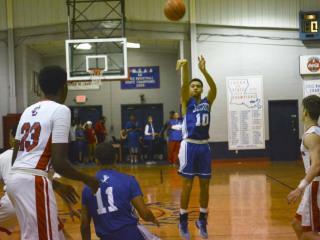 Basketball vs. Curtis Jan. 10 2017