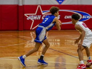 Basketball vs. John Curtis, Feb. 2, 2021