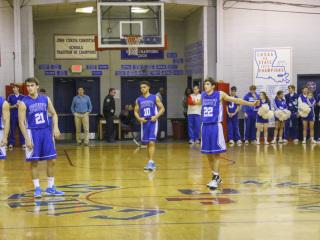 Basketball vs. John Curtis, Jan. 25, 2019