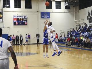 Basketball vs. McKinley, State Quarterfinals, March 2, 2018
