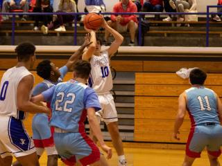 Basketball vs. Rummel, Feb. 6, 2021