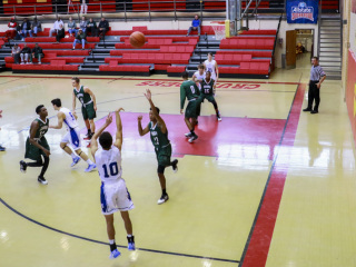 Basketball vs. Shaw, CYO Tournament, Dec. 3, 2016