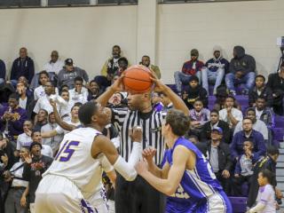 Basketball vs. St. Augustine, Jan. 15, 2019