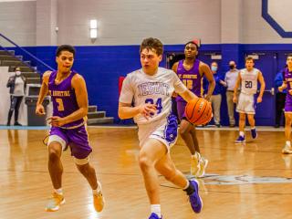 Basketball vs. St. Augustine, Jan. 19, 2021