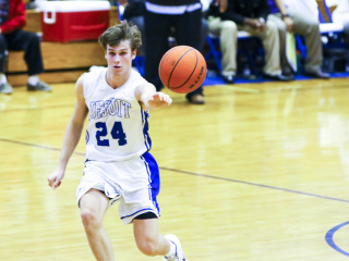 Basketball vs. St. Augustine, The Birdcage, January 5, 2018