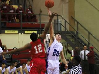 Basketball vs. West Jeff (CYO), Nov. 30, 2016