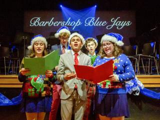 Blue Jay Band, Christmas Concert, Dec. 14, 2019
