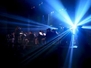 Blue Jay Band, Christmas Concert, Dec. 8, 2018