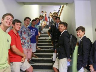 Book Day 2015 - Freshmen and Pre-Freshmen, Aug. 12, 2015