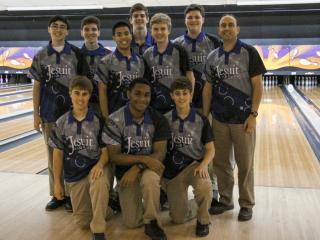 Bowling 2017: JHS (22) vs. Bonnabel (5), Jan. 23, 2017