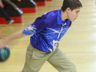 Bowling vs. Brother Martin, District Championship, AMF All Star Lanes, Jan. 30, 2020