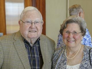 Class of 1951, 67-Year Anniversary Luncheon, Oct. 19, 2018
