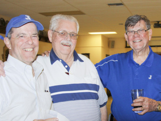 Class of 1957 Reunion, Stag, May 5, 2017
