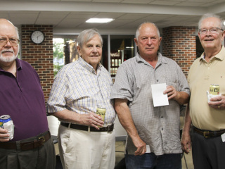 Class of 1958 Reunion, Stag Party, June 1, 2018