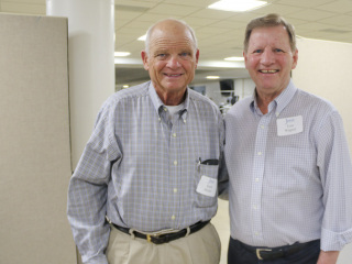 Class of 1964, Stag Reunion, Student Commons, May 24, 2019