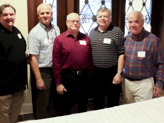 Class of 1968 50-Year Reunion, Stag Party, May 11, 2018