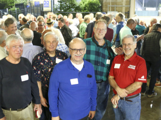 Class of 1969, Stag Reunion, April 5, 2019
