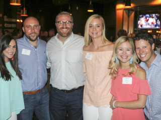 Class of 2002 Reunion, Couples' Bowling Party, June 16, 2017