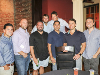 Class of 2002 Reunion, Stag Reception, June 17, 2017