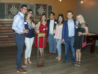 Class of 2004, Couples Reunion, Fulton Alley, May 31, 2019