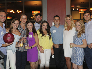 Class of 2007 Reunion, Couples, July 14, 2017