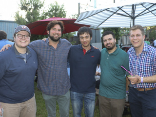 Class of 2013 Reunion, Stag Party, June 16, 2018