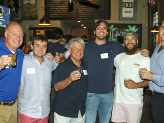 Class of 2014, 5-Year Stag Reunion, Rusty Nail, June 29, 2019