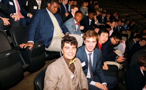 Commencement Luncheon_Class of 2016_Superdome_04292016_03