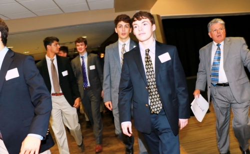 Commencement Luncheon_Class of 2016_Superdome_04292016_07
