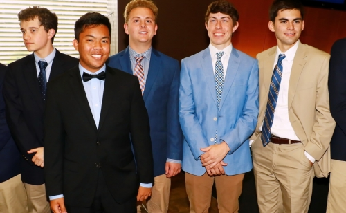 Commencement Luncheon_Class of 2016_Superdome_04292016_08