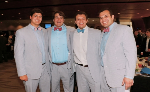 Commencement Luncheon_Class of 2016_Superdome_04292016_10