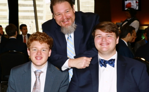 Commencement Luncheon_Class of 2016_Superdome_04292016_13